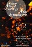 Anne-Marie Deluol - Atlas de parasitologie - Tome 1, Les amibes, édition français-anglais.