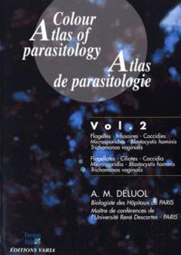 Rhonealpesinfo.fr Atlas de parasitologie - Volume 2, Flagellés, infusoires, coccidies, microsporidies, blastocystis hominis, trichomonas vaginalis Image