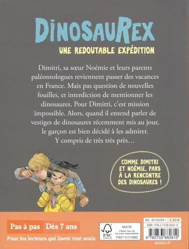 Dinosaurex Tome 5 Une redoutable expédition