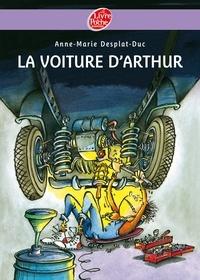 Anne-Marie Desplat-Duc - La voiture d'Arthur.