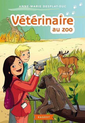 Veterinaire Au Zoo Poche
