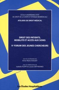 Droit des patients, mobilité et accès aux soins - Ve Forum des jeunes chercheurs.pdf