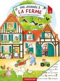 Anne-Marie Frisque - Une journée à la ferme - Et si on lisait ensemble ?.
