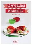 Anne-Marie Galé - 150 recettes du pays basque.
