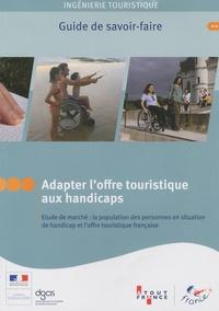 Anne-Marie Gayral - Adapter l'offre touristique aux handicaps - Etude de marché : la population des personnes en situation de handicap et l'offre touristique française.