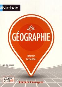La géographie - Anne-Marie Gérin-Grataloup pdf epub