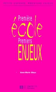 Anne-Marie Gioux - .