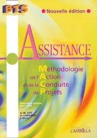 Anne-Marie Got et Odile Lhéritier - Assistance BTS - Méthodologie de l'Action et de la Conduite de Projets.