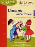 Anne-Marie Grosser - Danses enfantines - DVD vidéo.