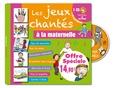 Anne-Marie Grosser - Les jeux-chantés à la maternelle. 1 CD audio