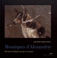 Anne-Marie Guimier-Sorbets - Mosaïques d'Alexandrie - Pavements d'Egypte grecque et romaine.