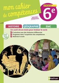 Histoire-Géographie EMC 6e Cycle 3 Mon cahier de compétences.pdf