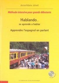 Histoiresdenlire.be Hablando... se aprende a hablar - Apprendre l'espagnol en parlant Image