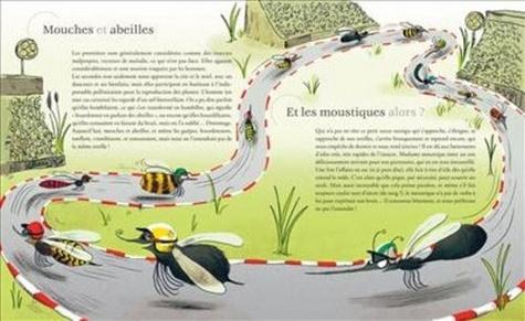 La fourmi cro-onde. Le bla-bla des animaux