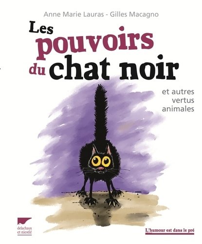 Les pouvoirs du chat noir et autres vertus animales