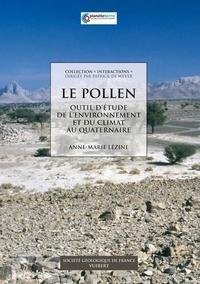 Le pollen - Outil détude de lenvironnement et du climat au quaternaire.pdf