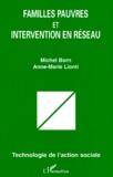 Anne-Marie Lionti et Michel Born - Familles pauvres et intervention en réseau.