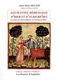 Les plantes medicinales dhier et daujourdhui - Le jardin des simples Hôpital des pèlerins de Pons.pdf