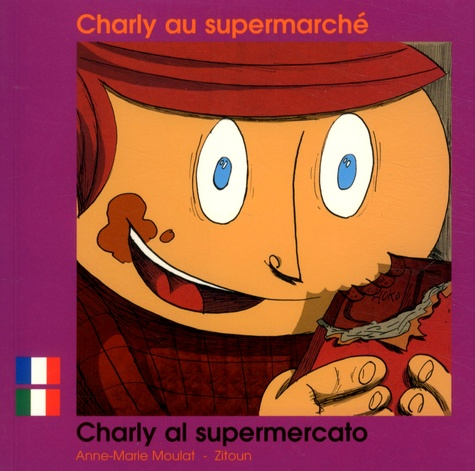 Charly au supermarché