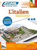 Anne-Marie Olivieri et Giovanna Galdo - L'italien B2 - Pack applivre 1 application + 1 livret de 60 pages.
