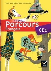 Anne-Marie Ragot et Richard Assuied - Français CE1 Nouveau parcours.
