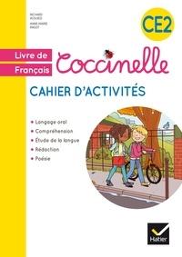 Anne-Marie Ragot et Richard Assuied - Français CE2 Coccinelle - Cahier d'activités.