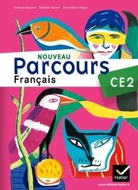 Anne-Marie Ragot et Richard Assuied - Français CE2 Parcours.
