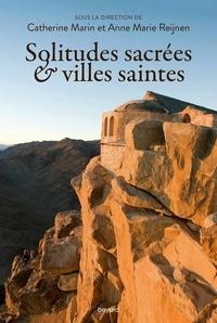 Solitudes sacrées et villes saintes - Anne Marie Reijnen pdf epub