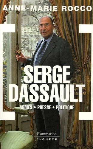 Anne-Marie Rocco - Serge Dassault.