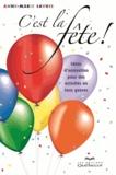 Anne-Marie Savoie - C'est la fête !.