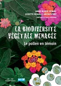 La biodiversité végétale menacée - Le pollen en témoin.pdf
