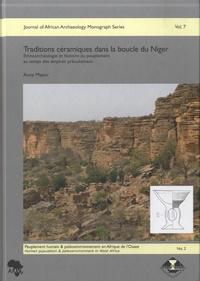 Anne Mayor - Traditions céramiques dans la boucle du Niger.