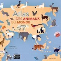Atlas des animaux du monde - Anne McRae | Showmesound.org