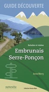 Anne Merry - Guide découverte Embrunais, Serre-Ponçon - Balades et visites.