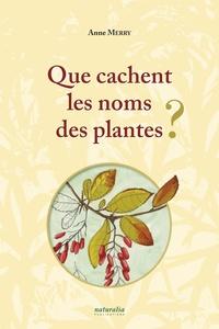 Que cachent les noms des plantes ?.pdf