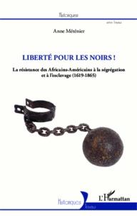 Histoiresdenlire.be Liberté pour les noirs! - La résistance des Africains-Américains à la ségrégation et à l'esclavage - (1619-1865) Image