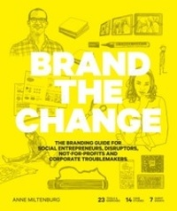 Deedr.fr Brand the change: the branding guide for social entrepreneurs, disruptors, not-for-profits and corpo Image