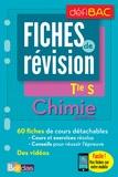 Anne Mingalon - Chimie spécifique Tle S - Fiches de révision.