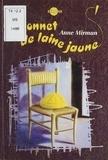 Anne Mirman - Un bonnet de laine jaune.