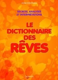 Anne Monteschi - Dictionnaire des rêves.
