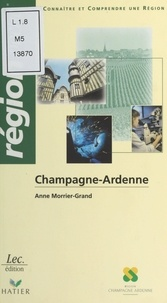 Anne Morrier-Grand - Champagne-Ardenne.