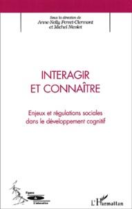 Interagir et connaître. Enjeux et régulations sociales dans le développement cognitif.pdf