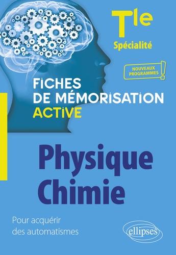 Spécialité Physique-chimie Tle  Edition 2021