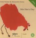 Anne Noisier et Alessandro Sanna - Mrs Hen's Day. 1 CD audio