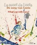 Anne Oléron - Le souci de Lucie - Edition français-anglais-néerlandais.