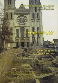 Anne Ollagnier et Dominique Joly - L'Eure-et-Loir.