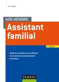 Anne Oui - Assistant familial.