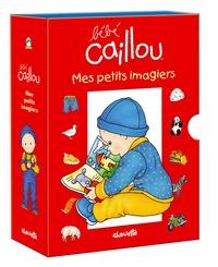 Anne Paradis et Pierre Brignaud - Bébé Caillou - Mes petits imagiers.