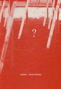 Anne Parian - ?.