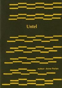Anne Parian - Untel.